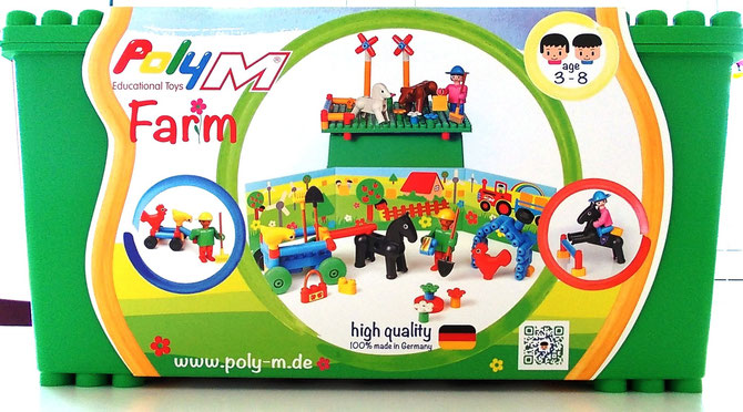 Poly-M: Multibox-M, Farm