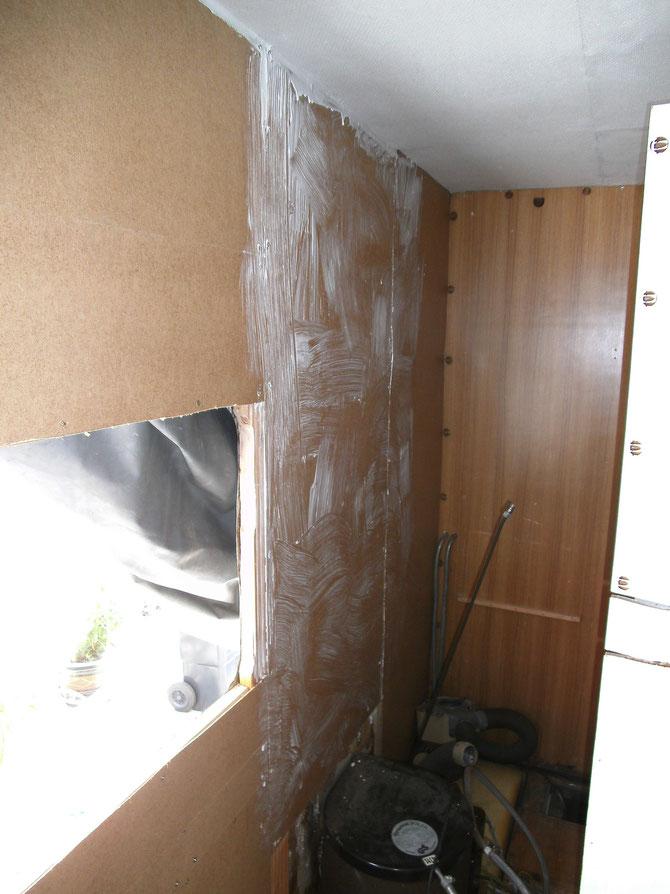 Decke Verschönern den innenraum verschönern die luzie mit dem wohnmobil durch ganz