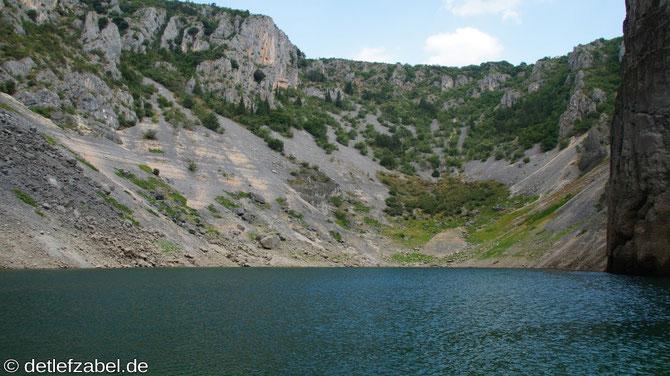 Blauer See Modro Jezerno