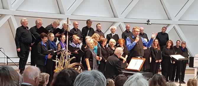 Chorgemeinschaft Irschenberg, Ltg. Dr. Hans Billo