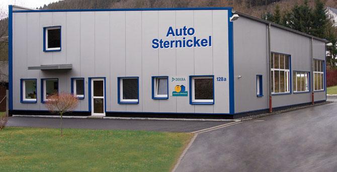 Auto Sternickel
