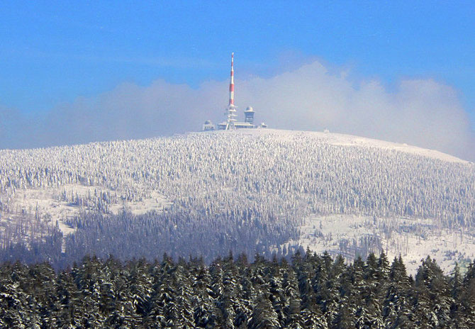 "Fotograf: Axel Hinemith; Titel: ""Brocken vom Torfhaus""; Quelle: de.wikipedia.org"