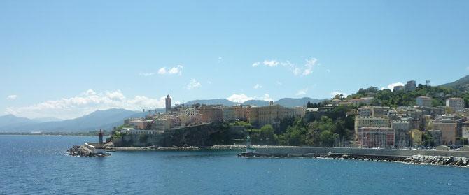 Motorradparadies Korsika