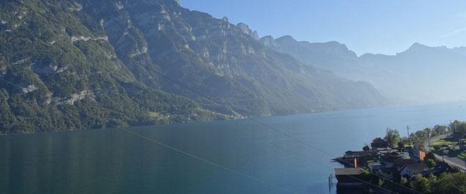 Schweiz: Walensee