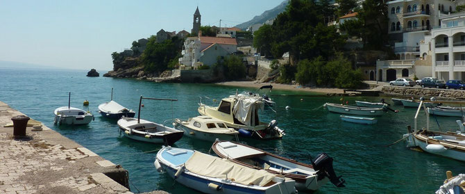 Motorradreisen in Kroatien
