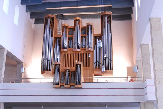 Klais-Orgel St. Mariae Geburt