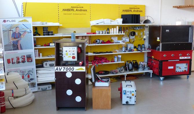 Verkaufsbüro Dämmtechnik Haberl Andreas nahe Graz