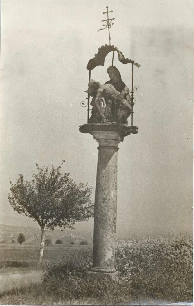 Pietá - Aufnahmedatum: 1940er/1950er