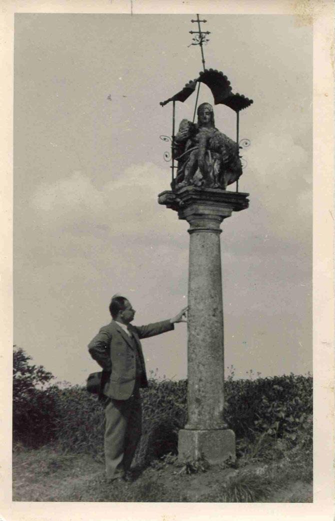 Pietá: Aufnahmedatum: 1940er/1950er