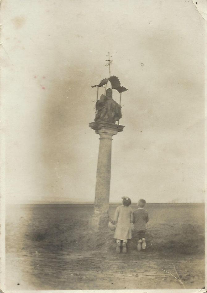 Pietá - Aufnahmedatum: ca. 1930