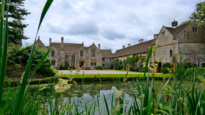 Great Chalfield Manor, Wiltshire