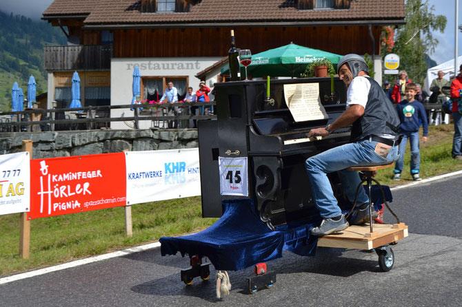 Die Siegerkiste «Piano a due Mani» in der Kategorie Erwachsene