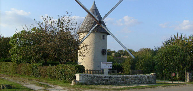 Moulin de Beurlay
