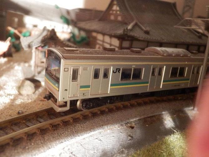 205系鉄コレ