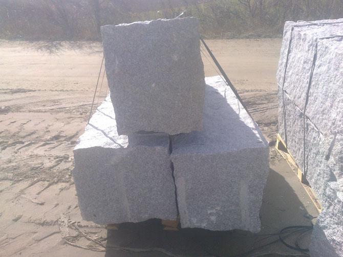 Quadersteine aus polnischem Granit kaufen in Berlin