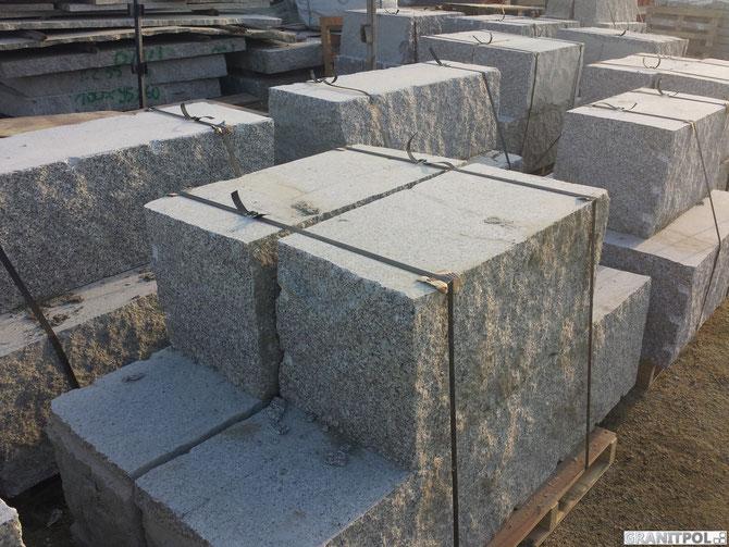 granit pflastersteine aus polen granit aus polen. Black Bedroom Furniture Sets. Home Design Ideas
