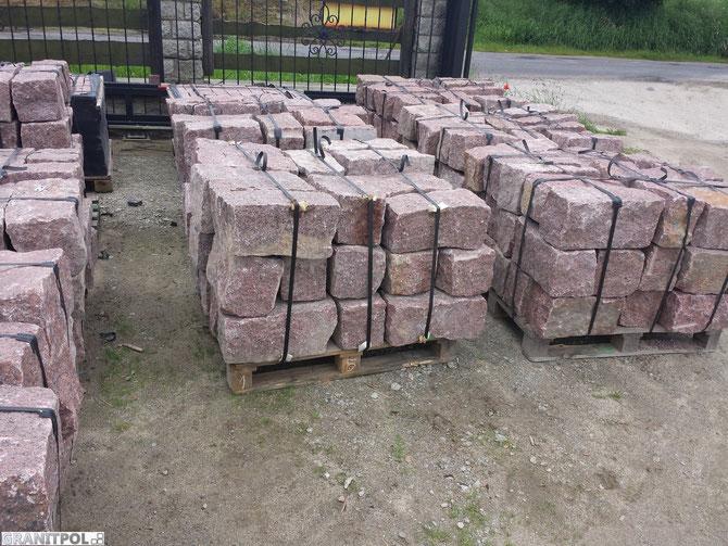 Mauersteine aus Granit in Hamburg kaufen