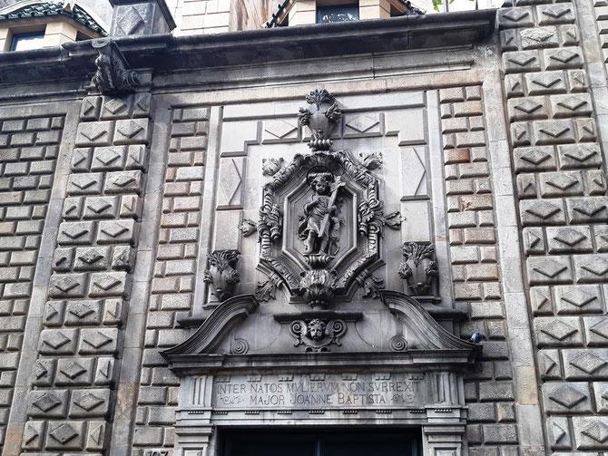 Достопримечательности Барселоны - Церковь Богоматери Вифлеемской