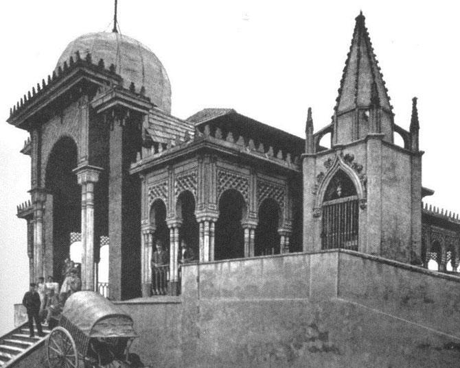 Храм Святого Сердца в Барселоне - история строительства