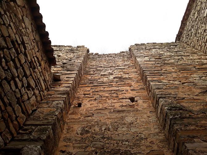 Монфалько (Каталония) - город крепость