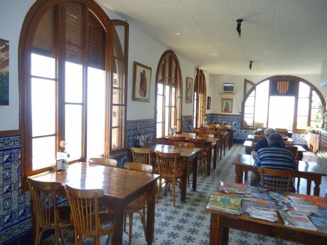 Ресторан в святилище Керальт