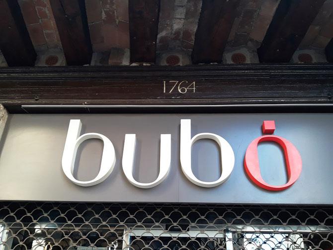 Bubó - лучшие кондитерские Барселоны