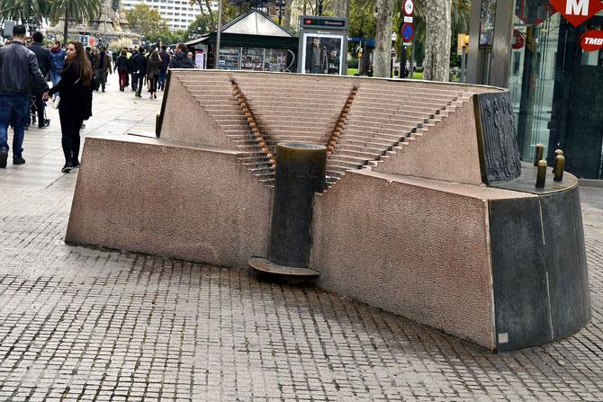 Семейству Сантпере - памятники и скульптуры Барселоны