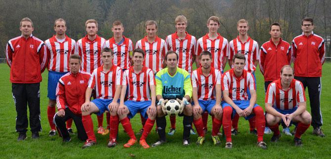 Liga: Kreisliga A Limburg-Weilburg  Trainer: Marco Ketter  Torwart und Co-Trainer: Peter Hofmann