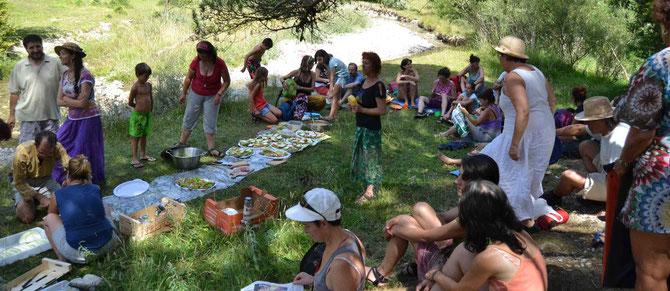 Hoy toca picnic...