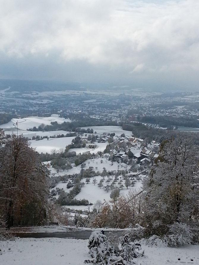Blick nach Röthardt