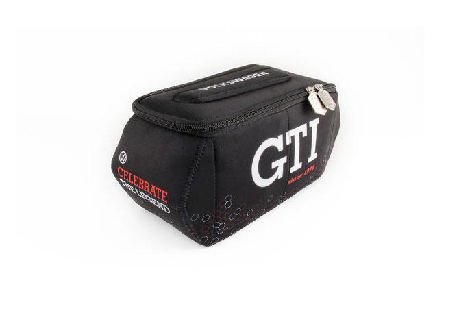 VW Golf GTI, Tasche, Kühltasche,Kulturtasche,Kosmetikbeutel,Reiseapotheke