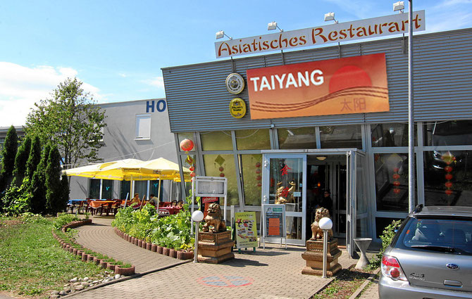 Asiatisches Restaurant Taiyang in Rheinfelden Baden