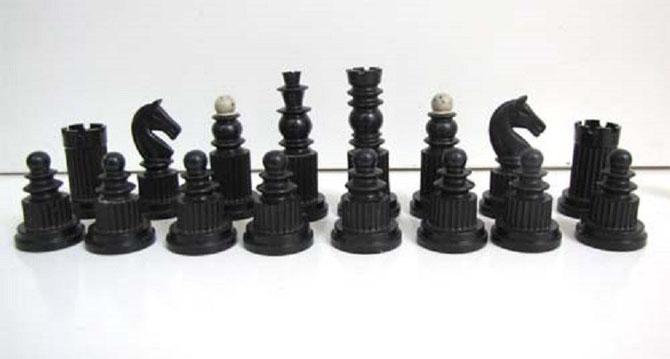 King 7cm    Pawn 4cm