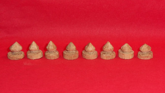 Pawns 1cm