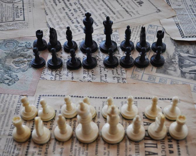 King 5,5cm    Pawn 2,5cm