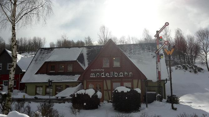 Modellbahnausstellung in Seiffen