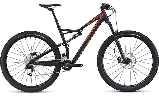 Le Specialized Stumpjumper FSR Comp 29