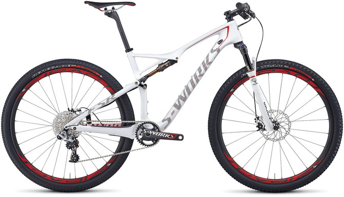 Le Specialized Epic World Cup 2014