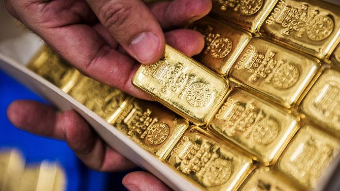 Ist Gold in den Händen halten zu können besser als Papier in den Händen?