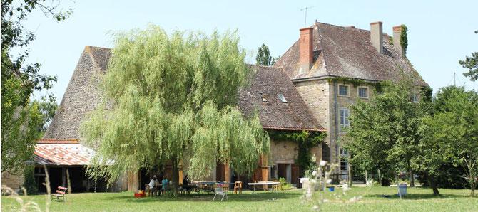 Maison La Cathenière - Foto Anlage