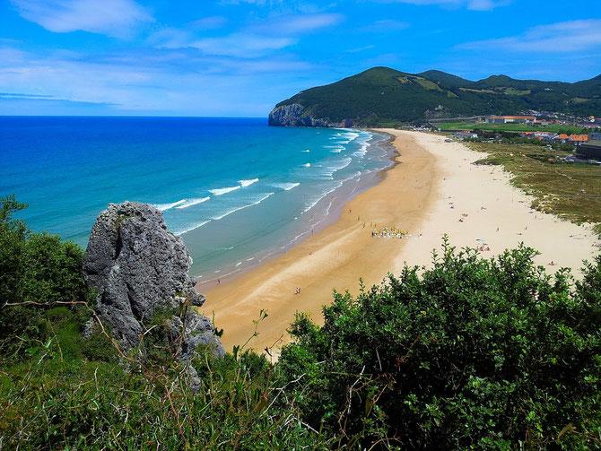 Strand von Berria