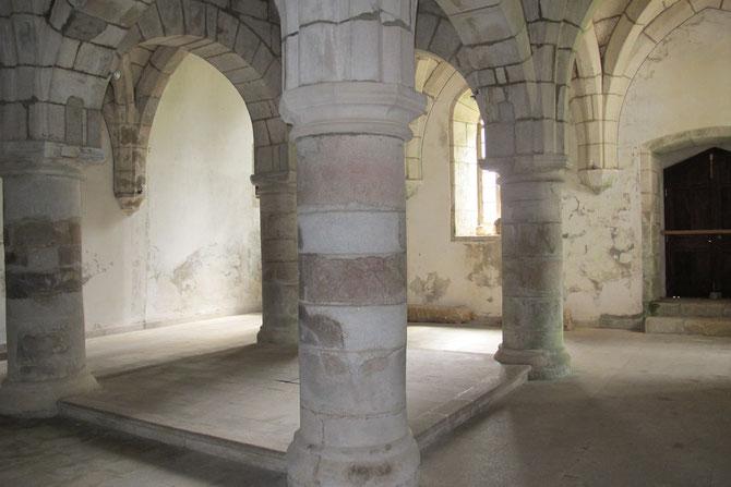 Alte Küche aus dem 13 Jahrhundert.