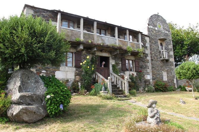 Museum-Haus vom bekannten Bildhauer Victor Corral