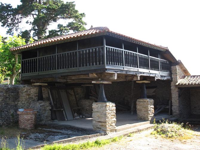 Die Trockner werden oft zu Wohnungen ausgebaut.