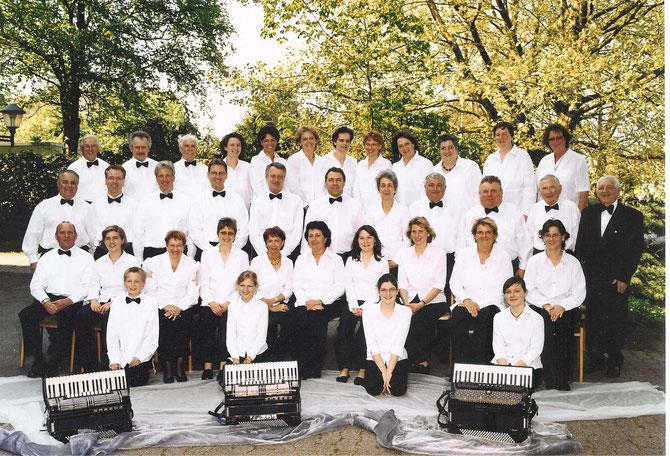 Gesamtorchester 2005