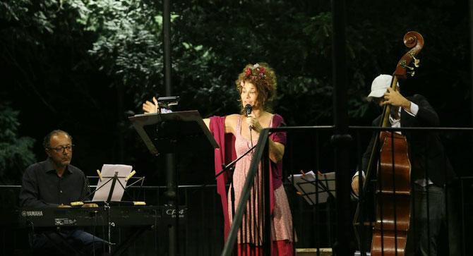 con Alberto Bonacasa e Gianluca Alberti