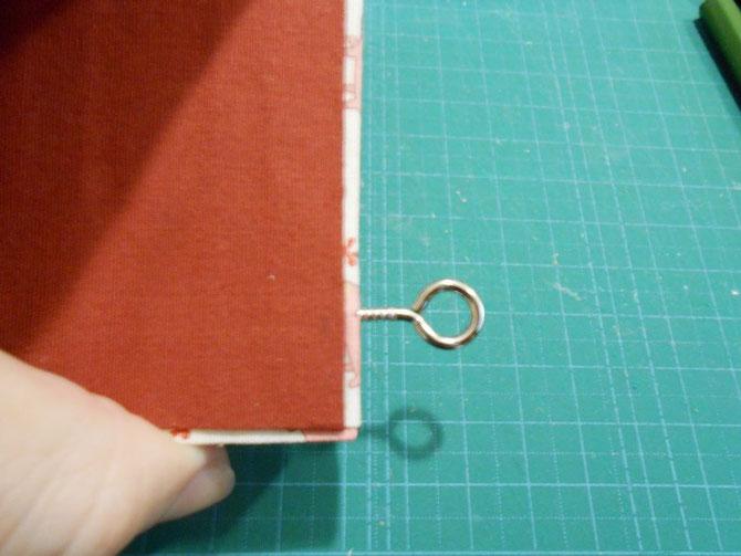 How to:Key Hook/かまぼこ板リメイク、キーフックの作り方_17