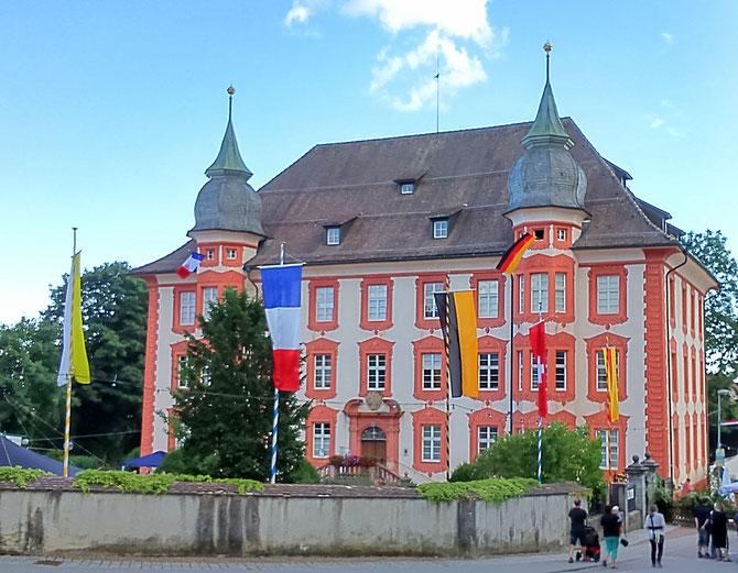 Château de Bonndorf (c) Municipalité  de LVLB