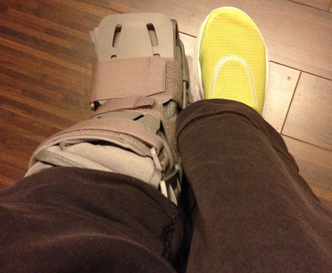Der neue Stylo-Stiefel