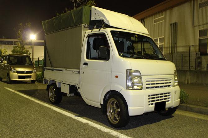 大阪府堺市の軽貨物運送